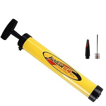 Kansa 1 pcs inflador mano deportes Bomba de aire aguja adaptador de bola, bola de