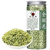 Plant Gift Honeysuckle Tea, Dried Flowers, Jinyinhua, Herb Tea Organic Herbal Medicine...