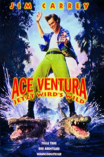 Ace Ventura - Jetzt wird's wild Film