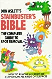 Stainbuster's Bible, Don A. Aslett, 0452263859