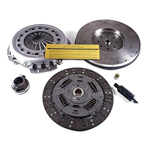 LUK CLUTCH KIT+ FLYWHEEL fits 2001-JAN/05 DODGE RAM 2500 3500 5.9L CUMMINS 6-SPD