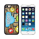 Luxlady Apple iPhone 6 iPhone 6S Aluminum Backplate Bumper Snap iphone6/6s Case IMAGE ID: 34402076 Aerial View of People and Cloud Computing Concepts