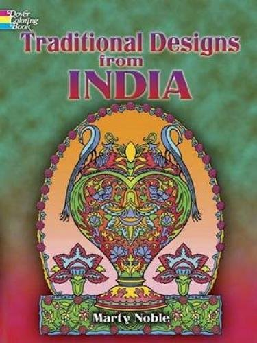Traditional Designs India Design Coloring product image