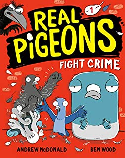 Book Cover: Real Pigeons Fight Crime