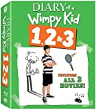The Diary of a Wimpy Kid 1, 2 & 3 [