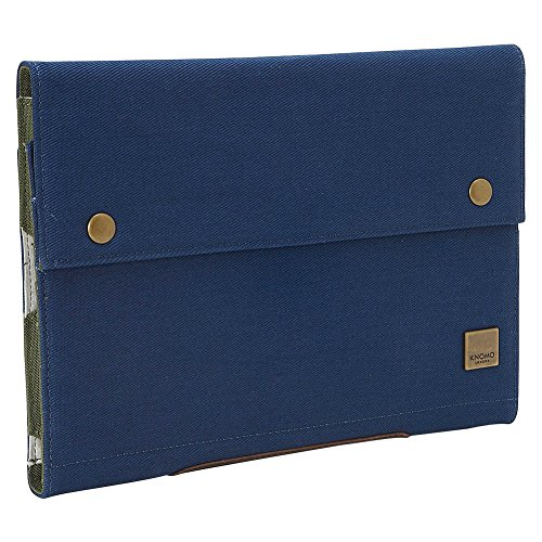 Knomo - Knomad Organizer Case for Microsoft Surface 2, Surface Pro 2, Surface Pro 3 and Most 11' Tablets - Blue
