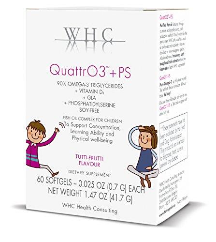 whc omega 3 - 4