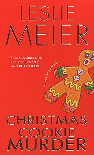 book cover of Christmas Cookie Murder