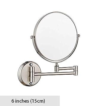 Amazon De Faltender Eitelkeits Spiegel Badezimmer Spiegel Hotel