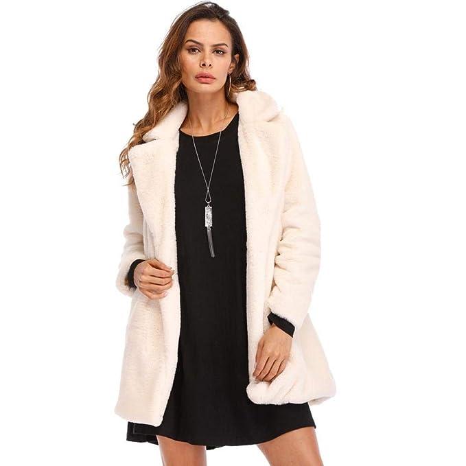 Chaquetas Mujer Invierno Moda Polares Vellón Outerwear De ...