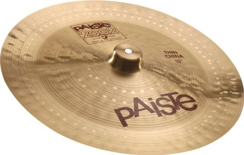 "UPC 697643106895, Paiste 2002 Series 18"" Thin China Cymbal"