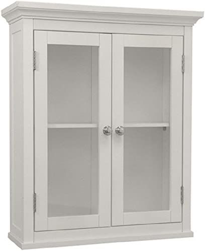 Sauder North Avenue Display Cabinet, For TVs up to 32 , Charter Oak finish