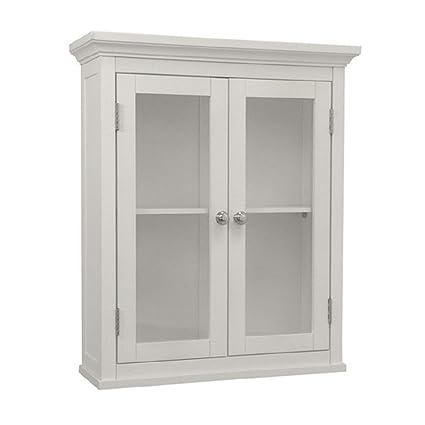 Amazon Elegant Style Sumter 20 X 24 Wall Mounted Cabinet
