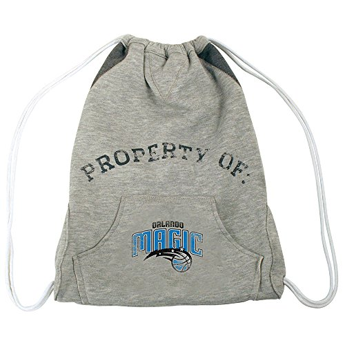 NBA Orlando Magic Hoodie Cinch Backpack (1 Orlando Magic Authentic Jersey)
