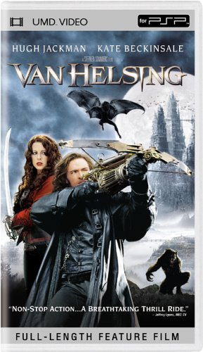 [Van Helsing [UMD for PSP]] (Elena Fisher Costume)