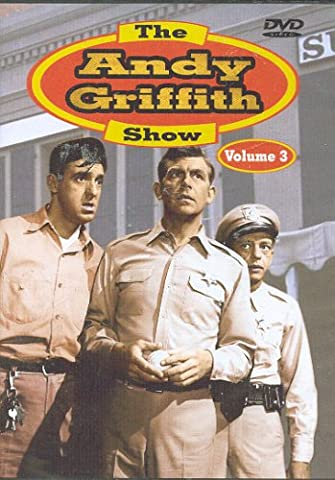 The Andy Griffith Show, Volume 3 [Slim Case] (Andy Griffith Third Season)