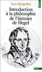 Introduction à la philosophie de l'histoire de Hegel