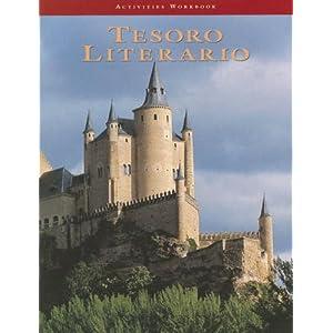 Tesoro Literario Activities Workbook