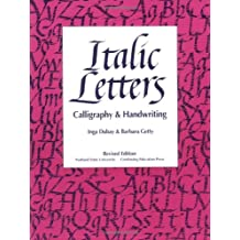 Italic Letters: Calligraphy and Handwriting