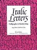 Italic Letters, Barbara Getty and Ingay Dubay, 0876780915
