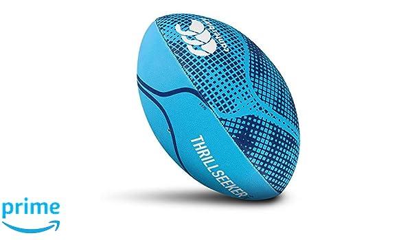 Canterbury THRILLSEEKER - Pelota de Rugby Unisex para Hombre ...