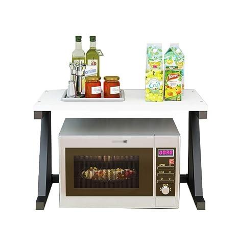 Storage rack. Estantería de Cocina/Estante para microondas ...