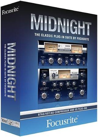 Focusrite Midnight Plug-In Suite - Suite