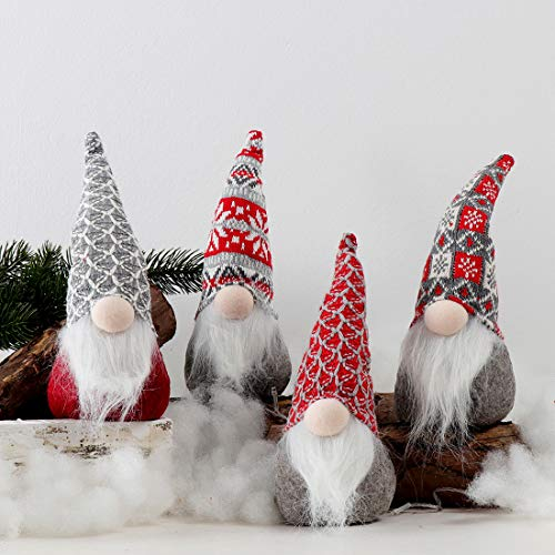 EDLDECCO Christmas Gnome Pack of...