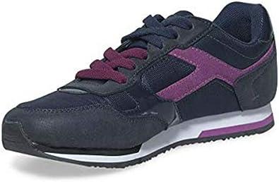 T B S TBS - Zapatillas de Running para Mujer (Talla 36/37/38/39/40/41), Color marrón y Rosa: Amazon.es: Zapatos y complementos