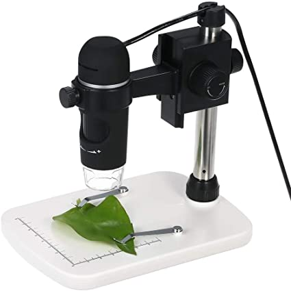 Yingm Endoscopio de Aumento Microscopio Digital 300X de ampliación ...