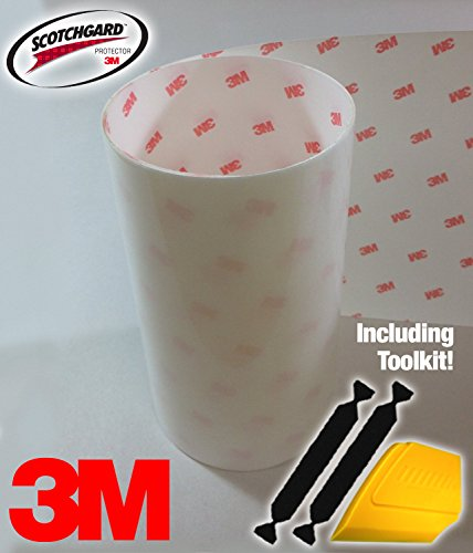 (VViViD 3M Clear Paint Protection Vinyl Film 12