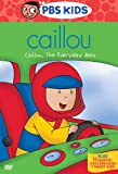 Caillou: Caillou the Everyday Hero [DVD]