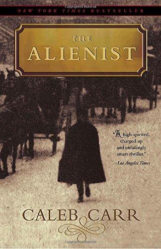 The Alienist [Caleb Carr] (Tapa Blanda)
