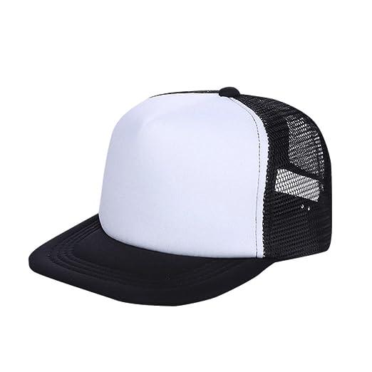 50d320c8aa4 Amazon.com  Sunbona Baseball Hat