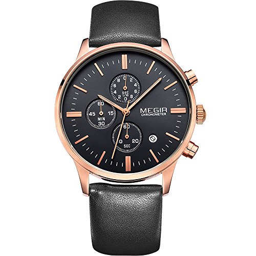 Amazon.com: Relojes de Hombre 2018 New Fashion Quartz Men Watch Luxury Brands Sports & Outdoors Watches RE0046: Watches