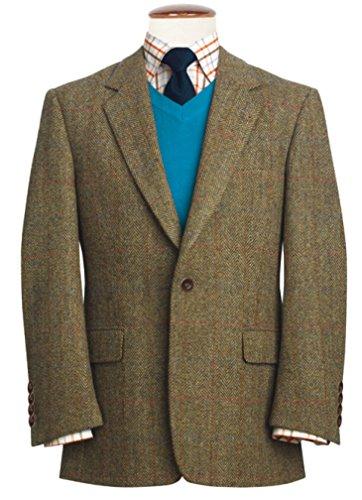 Harris Tweed Stromay Wool Jacket (48R)