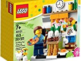 Review: Lego Seasonal Painting Easter Eggs Review