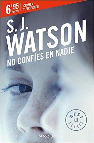 Ebook formato txt descargar No Confíes En Nadie (CAMPAÑAS) in Spanish ePub