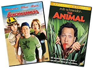 The Benchwarmers/The Animal (Special Edition) 2-Pack  Bilingual