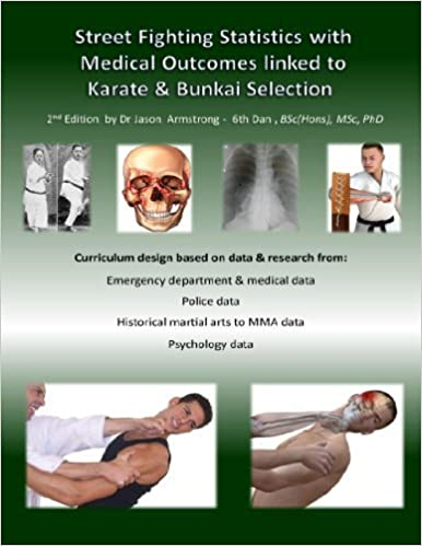 Amazon livres électroniques télécharger Street Fighting Statistics With Medical Outcomes Linked To Karate & Bunkai Selection by B.Sc.(Honours), Msc, Phd, Dr. Jason Armstrong (2012-03-07) PDF CHM ePub