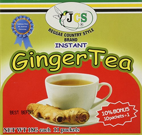 1 X JCS Instant Ginger Tea – Product of Thailand (18G. 11 PACKS) Review
