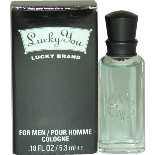 (Lucky You by Liz Claiborne for Men Mini EDT)