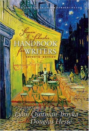 Simon & Schuster Handbook for Writers with OneKey (Student iBook) Package (7th Edition)