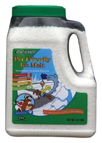 Road Runner Premium Ice Melter Melts Effectively To -15 Degrees F 9.5 Lbs.