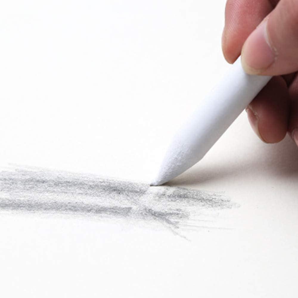8 PCS Xinlie Estompe en Papier Dessin Kit Estompe en Papier Papier Art Tortillon Blending Stump Dessin Ensemble daccessoires Mixer Blending Stump Papier dessuie-Glace pour Dessin et Croquis
