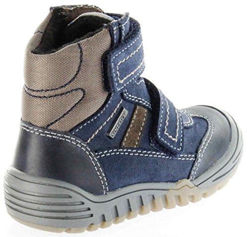 Richter Kinderschuhe Jungen Marvis Stiefel Blau