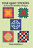 Star Quilt-Stickers, Paula Nadelstern, 0486274845