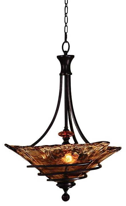 Uttermost 21904 vitalia 3 light pendant ceiling pendant fixtures uttermost 21904 vitalia 3 light pendant mozeypictures Image collections