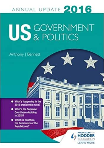 Book US Government and Politics Annual Update 2016
