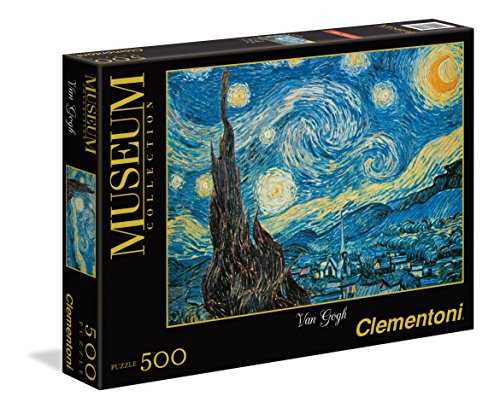Starry Night 500 Piece Van Gogh Puzzle